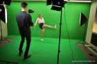 Green screen studio - Videoprodukce a Video Studio Tom Production Praha 05